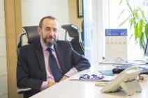 Mark Gershburg, CEO of GSI