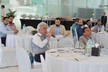 Myths, Facts and Realities of Man made diamonds: GSI's yet another successful seminar