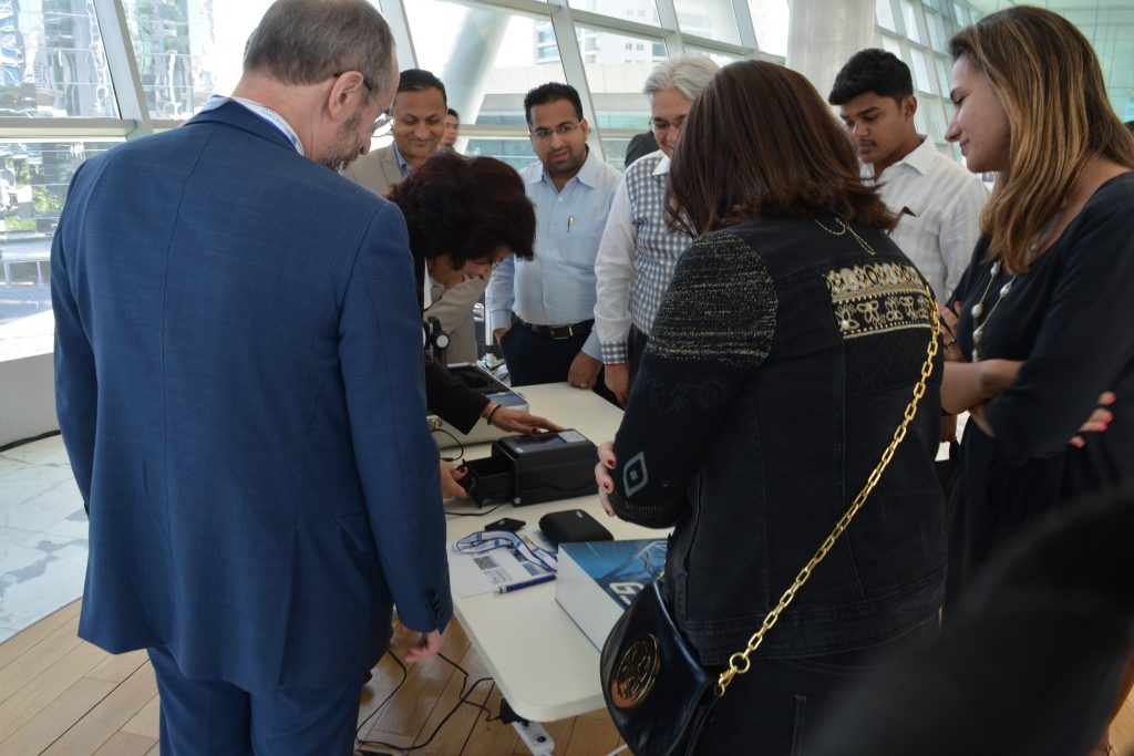 GSI conducts live demo jewelry testing at Dubai Seminar, DMCC