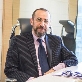 Mark Gershburg CEO of GSI team