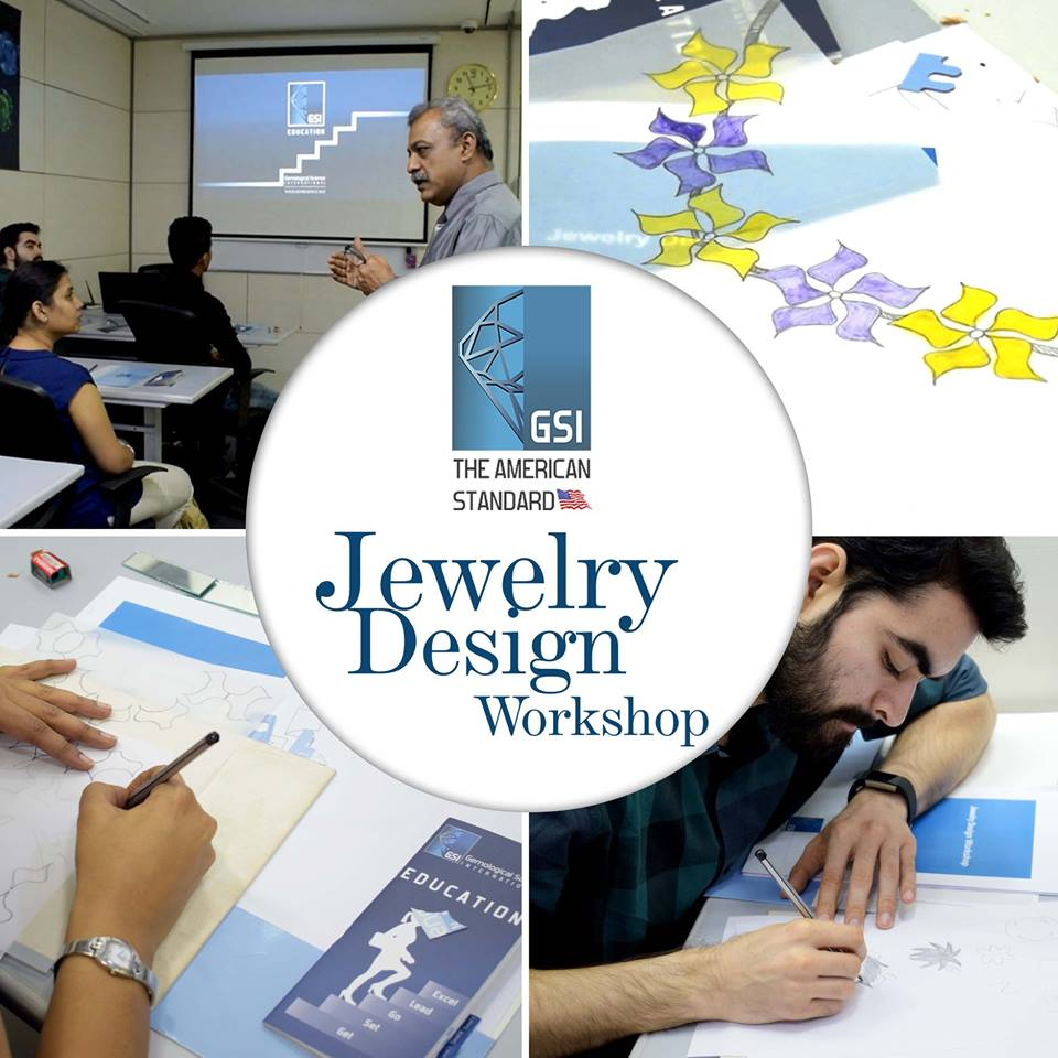 GSI Hosts Series of Free Jewelry Design Workshops