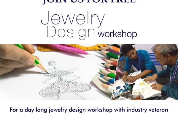 GSI's FREE JEWELRY DESIGN WORKSHOP COMING TO THE CITY OF PUNE