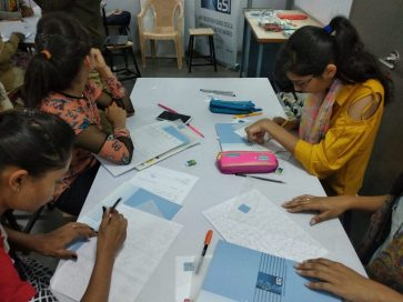 GSI' s YET ANOTHER SUCCESSFUL JEWELRY DESIGN WORKSHOP IN KOLHAPUR