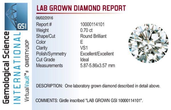 GSI Diamond Grading Reports 2