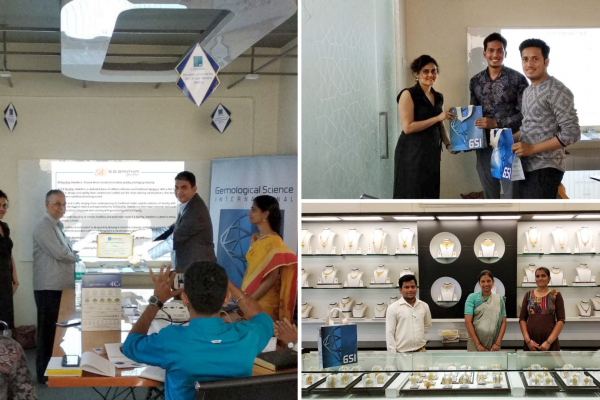 GSI's COMPLIMENTARY RETAIL TRAINING SEMINAR FOR BB BANTHIA JEWELLERS