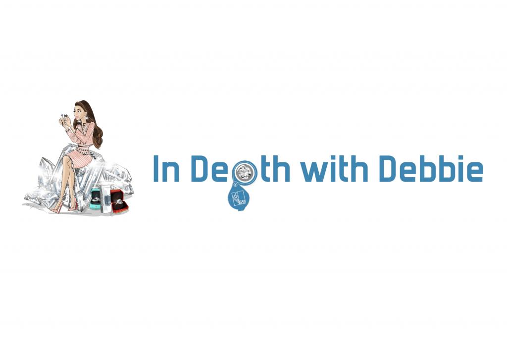 DEBBIE AZAR, CO-FOUNDER OF GSI, ANNOUNCES THE LAUNCH OF HER  BLOG IN DEPTH WITH DEBBIE