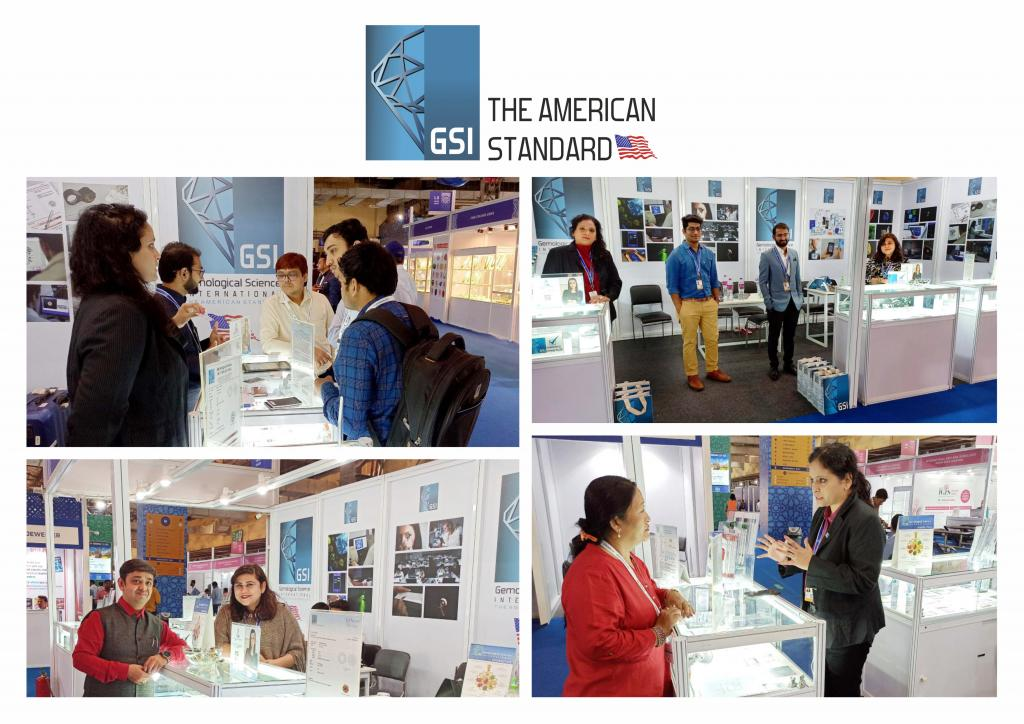 GSI EDUCATED CUSTOMERS ON SERVICE OFFERINGS AT THE IIJS SIGNATURE SHOW