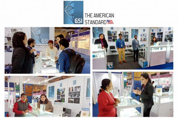 GSI EDUCATED CUSTOMERS ON SERVICE OFFERINGS AT THE IIJS SIGNATURE SHOW 1