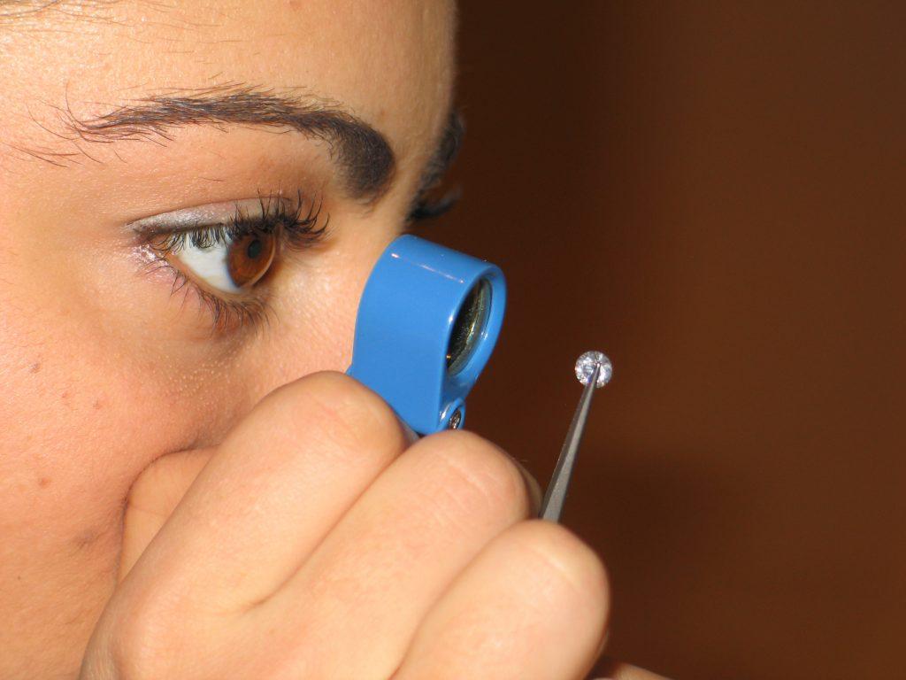GSI diamonds lens grading