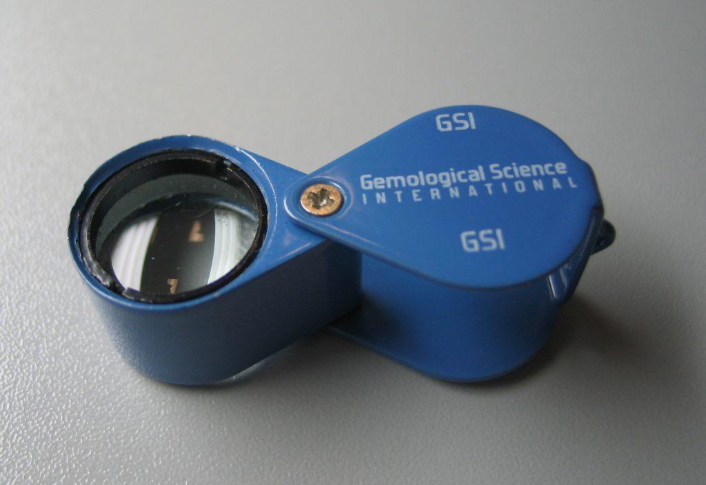 GSI diamonds lens